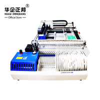 suitable for Electronic Components LED placement Machine/ with Visual Position Placement Machine,2 Heads and High Speed