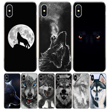 The Wolf Fierce Cover Phone Case For Iphone