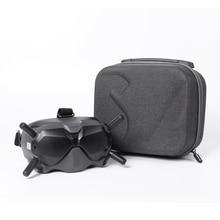 العلامة التجارية الجديدة والعالية السفر حقيبة تخزين واقية حقيبة تخزين مربع ل DJI FPV نظارات V2 FPV Drone اكسسوارات