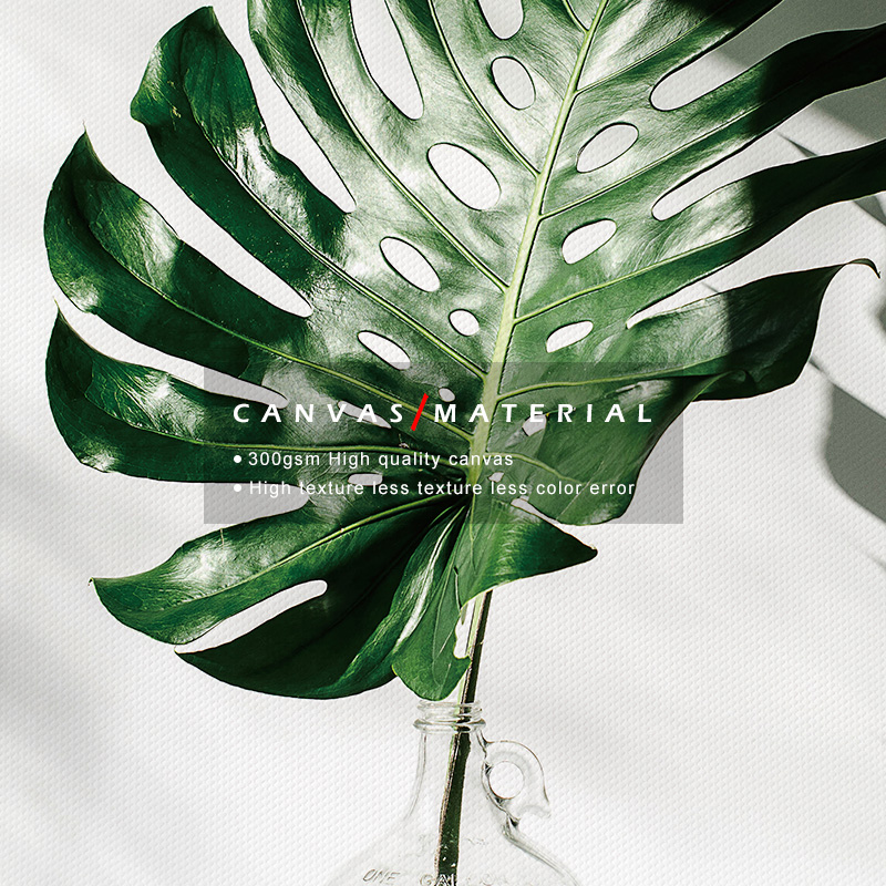 Hd5fb4b22683c48379e4c128816ca3238R ART ZONE Nordic Canvas Painting Modern Prints Plant Leaf Art Posters Prints Green Art Wall Pictures Living Room Unframed Poster