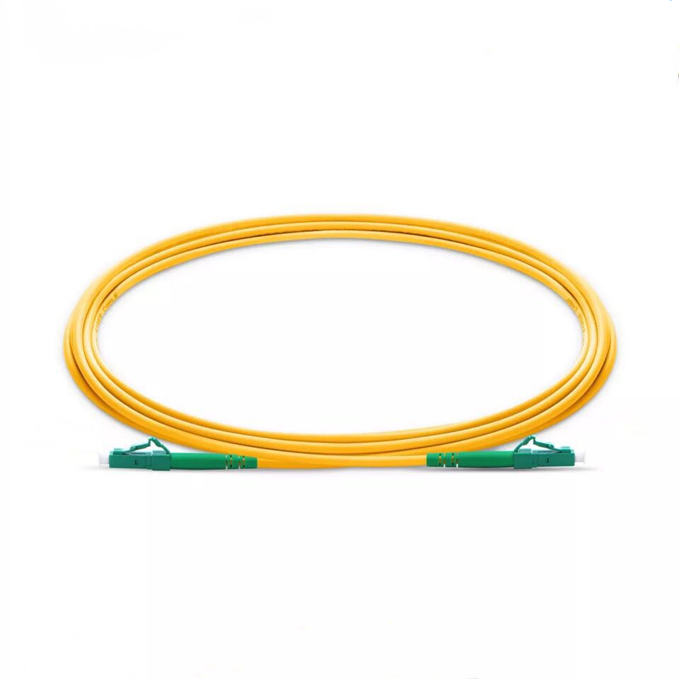 5PCS LC/ APC-LC/APC Fiber Optic Patch Cord Simplex Single Mode Cord,Diameter 2mm Or 3mm, Length 1M 2M 3M Or Accept Customization