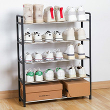 Многослойная полка для обуви из алюминия, металлическая стойка для обуви, полка для хранения обуви, Домашний Органайзер для комнаты, аксессуары