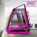 Ударопрочный чехол для телефона Huawei Honor 9X, 10I, 20I, 20, 8A, V30, Y9S Pro, модный со стеклянной пленкой, защита на 360 градусов
