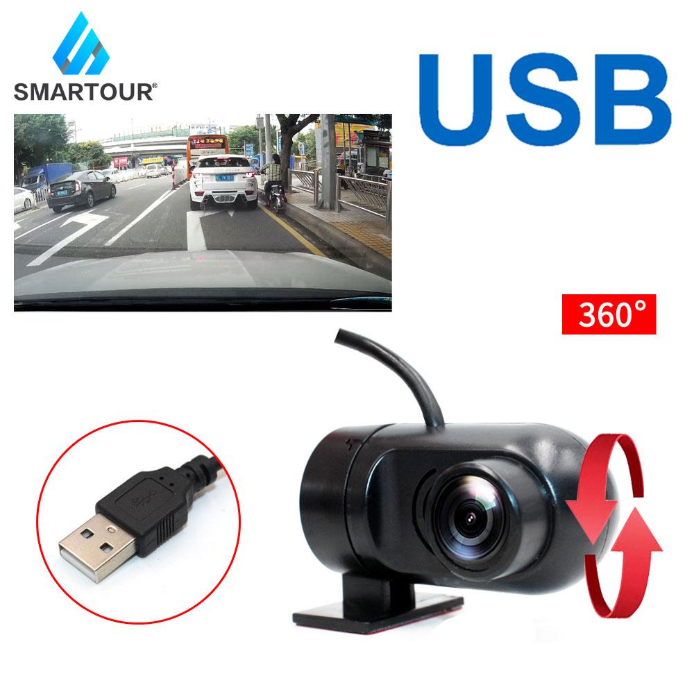 Smartour Auto Drive Recorder USB DVR Kamera 1080P HD Nachtsicht Dash Cam Voice Control-Auto Kamera G- sensor