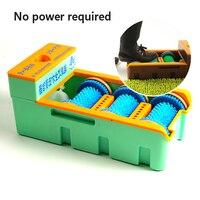 الأحذية الأنظف الوحيد الرعاية التمهيد الوحيد غسل فرشاة لا قوة التلقائي أحذية تنظيف آلة غسالة الأحذية تلميع المعدات