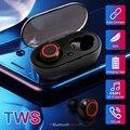Bluetooth-наушники A2 TWS, Hi-Fi стерео 5,0, с зарядным футляром