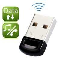 [2 ans de garantie] Avantree USB Bluetooth 4.0 adaptateur pour PC, Dongle sans fil, pour musique stéréo, VOIP, clavier, souris, S