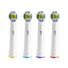 4 PCS 3D Replacement Toothbrush Heads for Oral B Electric Toothbrush Fit for Braun Oral b Tooth Brush Whitening Clean Oral Care цена и фото