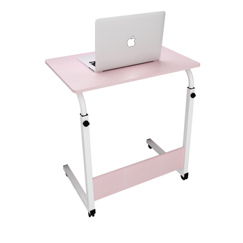 Side notebook computer table movable simple student dormitory study table bed with simple small desk