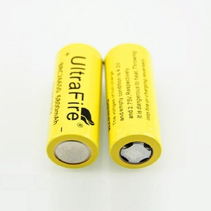 Image 3 - Antirr  26650 Battery 6800mAh 3.7V 26650 Protected Rechargeable Li ion Batteries Cell  26650 Battery