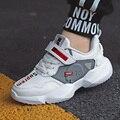 ULKNN кроссовки для бега  для детей  для путешествий  кожаная обувь  размер 26-38  детская спортивная обувь  дышащая обувь для мальчиков