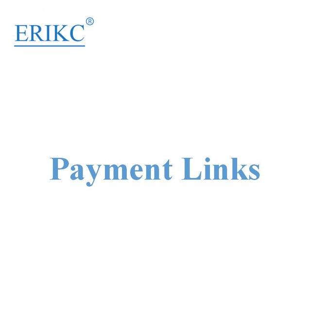 Erikc支払コモンレールインジェクタ326 4700修理キット制御バルブ