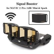 Усилитель диапазона антенны, усилитель сигнала дистанционного управления для DJI MAVIC Mini, аксессуары для MAVIC 2/Pro/AIR Spark