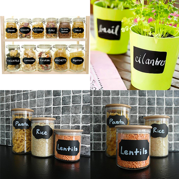 Jar Chalkboard Stickers
