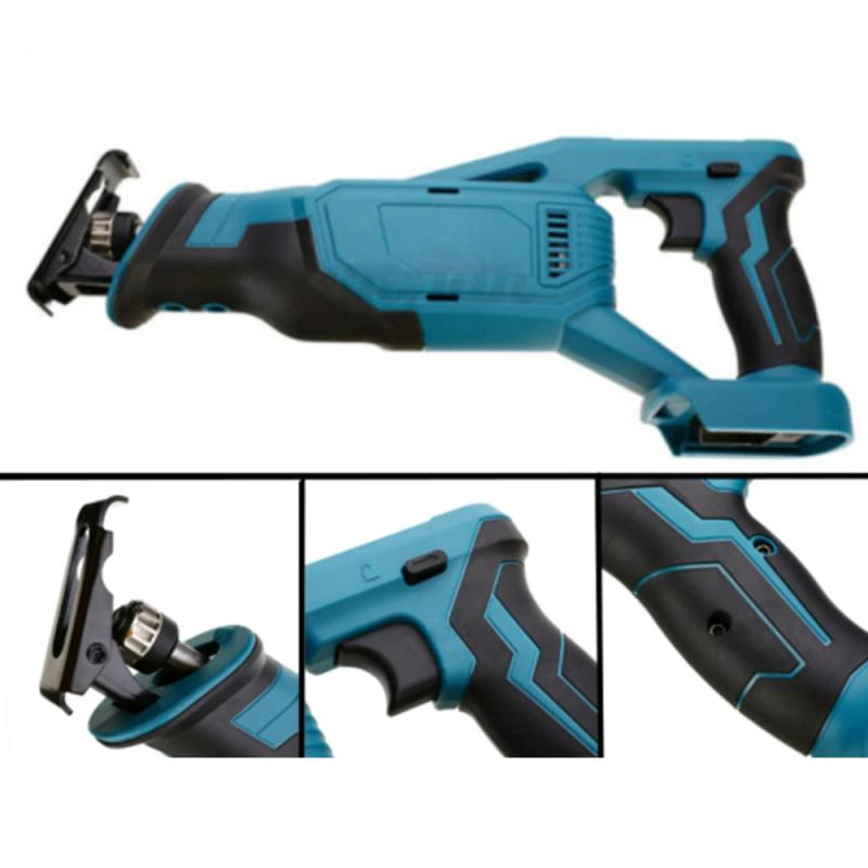 Cordless Makita Machine Saw Metal Rechargeable Cutting Battery For Saw Saber Wood 18V Electric Machine Reciprocating Saw