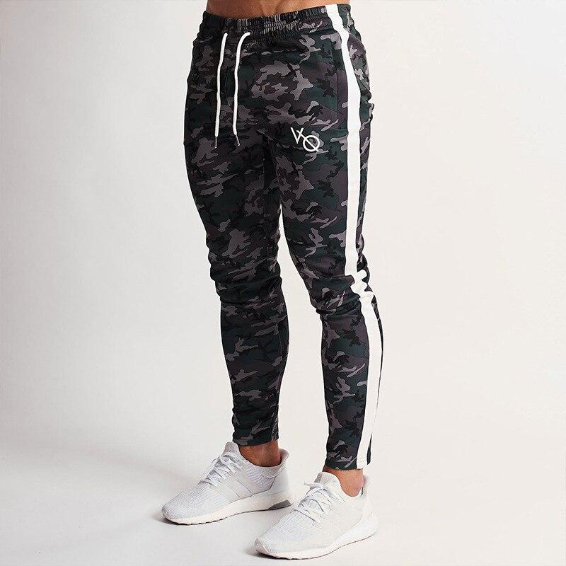 Vq Jogger Men's Pants Hip Hop Leisure Sports Pants Fashion Brand New Camouflage Men's Pants Fitness Running Training Brand Pants