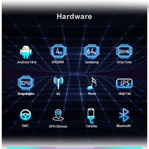 Image 3 - 8 Core SnapdragonระบบAndroid 10.0รถวิทยุสำหรับBMW 3 Series F30 F31 F32 F33 F34 F36 GPS NaviสเตอริโอWIFI 4G LTE 4 + 64G RAM