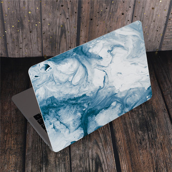Marble Flower Bling Case for MacBook 5