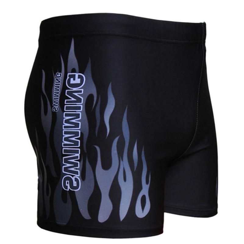 2019 Summer Sexy Beach Shorts XL-4XL Men's Swimsuit Swimming Trunks Boxer Briefs Swim Shorts Trunks Swimwear Shorts