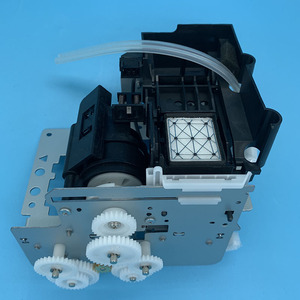 Image 4 - DX5 printhead Water Based Ink Pump Assembly Capping Station for Epson 7800 7880C 7880 9880 9880C 9800 Pump Unit Cleaning Unit