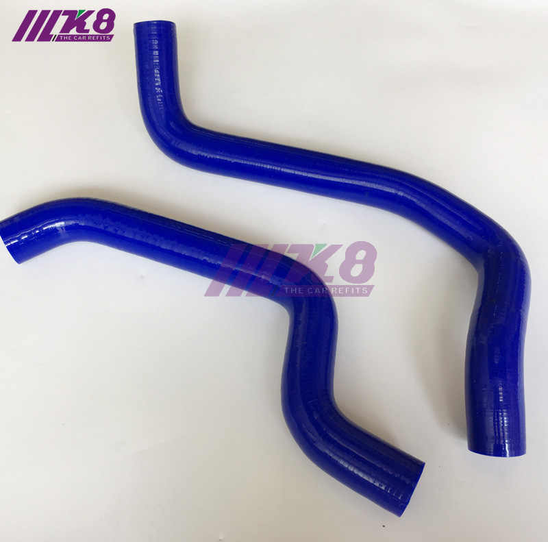 OBX Silicone Radiator Hose Set FITS 1991 to 1999 3000GT Stealth SOHC DOHC