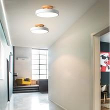 Lámpara de techo moderna para pasillo, iluminación LED de araña para pasillo, entrada, guardarropa, instalación simple y bonita