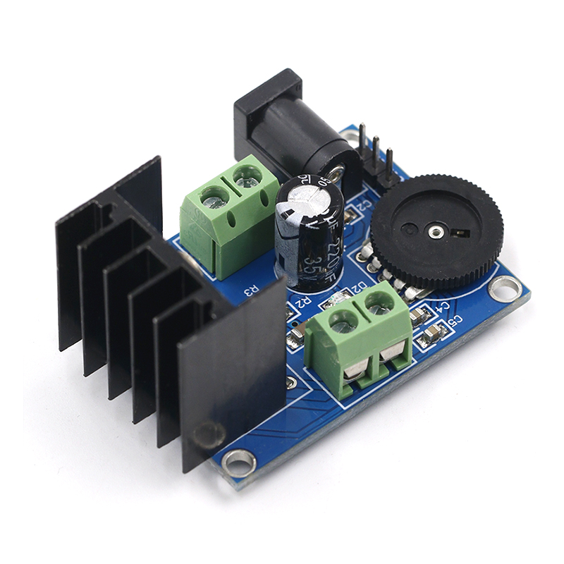 DC 6 to 18V TDA7297 Power Amplifier Module Audio amplifier module Double Channel 10-50W