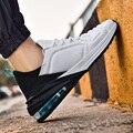 Мужские кроссовки высокого качества с воздушной подушкой  модные повседневные уличные удобные кроссовки для влюбленных  Новое поступление...