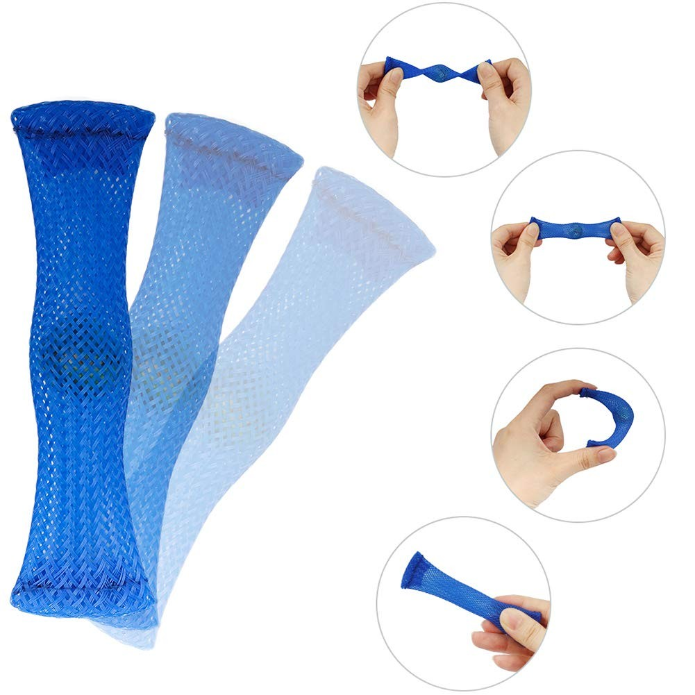 Fidget-Toys Gift-Pack Anti-Stress-Set Pop-It Squishy Relief Stretchy-Strings Sensory img4