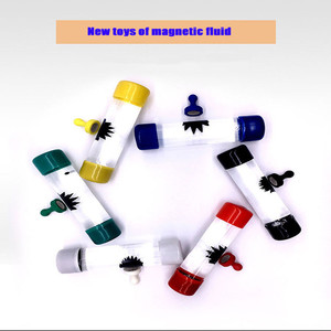 Image 4 - Playable For All Ages Ferrofluid Magnetic Fluid Liquid  Funny Ferrofluid Toy Stress Relief Toys Science Decompression Toys