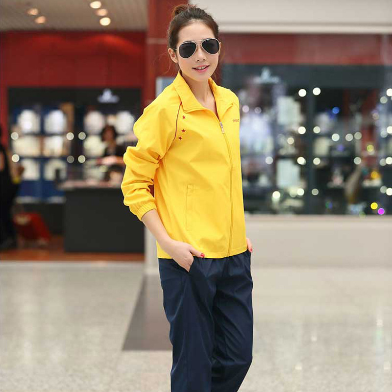 Middle School Students School Uniform New Style Long Sleeve Spring And Autumn Junior High School STUDENT'S Business Attire High
