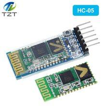 Módulo industrial sem fio rs232/ttl do bluetooth do módulo HC-05 g rf do transceptor de 2.4 bluetooth hc05 ao conversor 6pin de uart