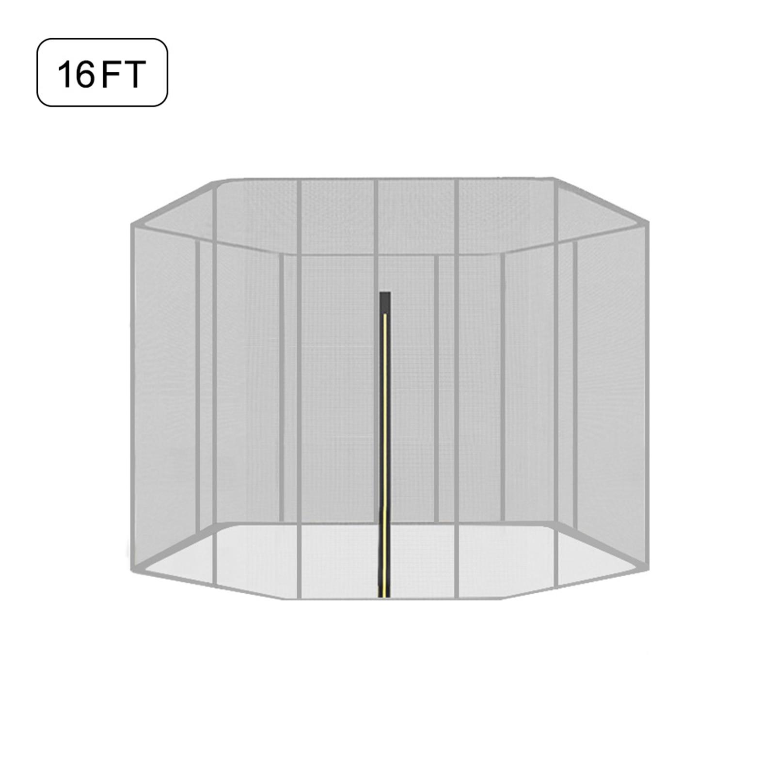 da rede 6-12 da segurança do trampolim do trampolim