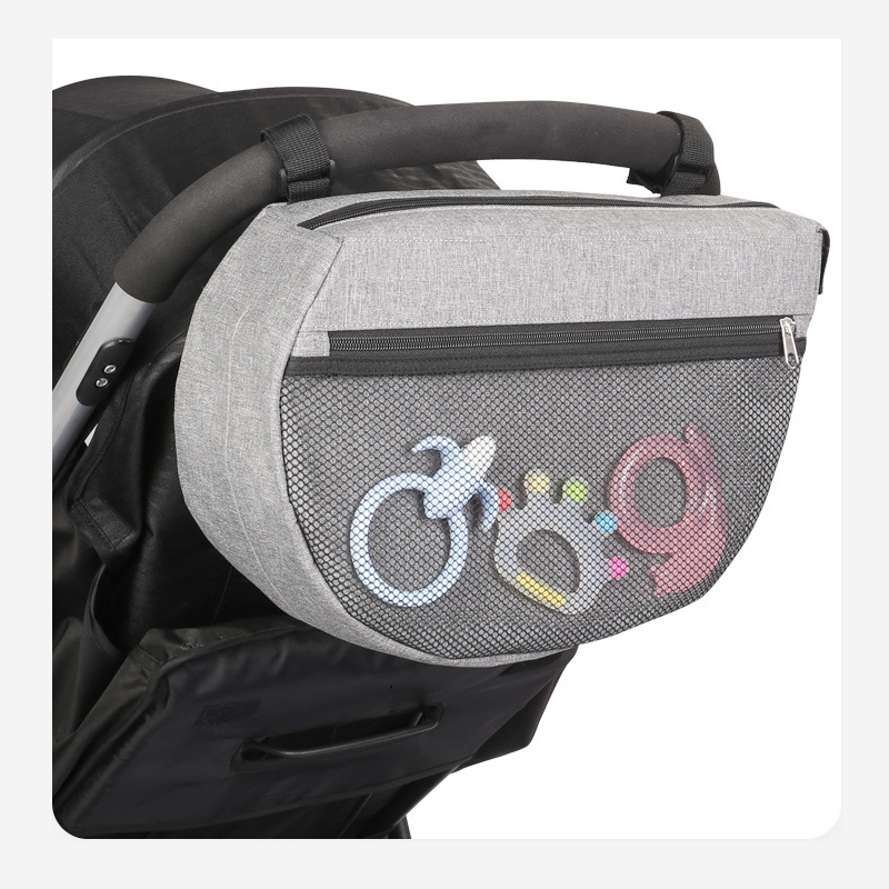 Baby Cheap Stroller Bag Nappy Diaper Bag Carriage Trolley Side Hanging Basket Storage Organizer Baby Car Stroller Accessories