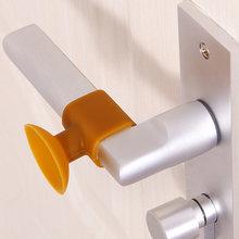 1 шт силиконовая ручка для двери краш накладка стенок бампера
