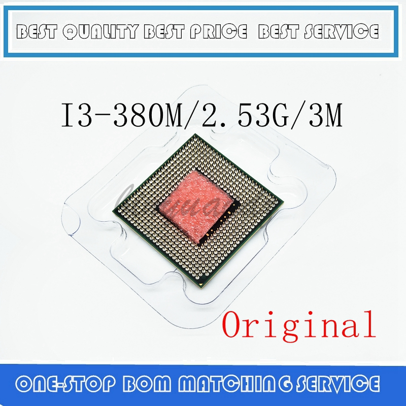 core <font><b>Processor</b></font> I3 380M 3M Cache <font><b>2.5</b></font> <font><b>GHz</b></font> Laptop Notebook Cpu <font><b>Processor</b></font> Free Shipping I3-380M image