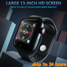 Smart Watch Waterproof Fitness Bracelet With Heart Rate Monitor Blood Pressure Smartwatch For IOS and Android цена