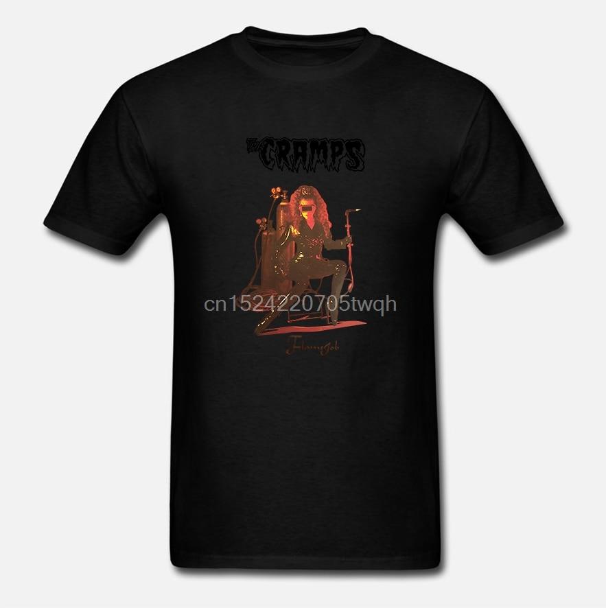 Vintage The Cramps 1990 Stay Sick T-Shirts Men Size S-2XL Reprint Rare