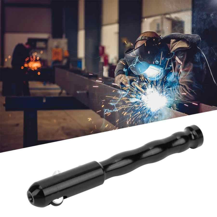 1.0-3.2mm Aluminum Alloy Non-Slip Handle Anodized Surface Tool Welding Wire Feeding Artifact Argon Arc Feeding Pen Welding TIG Pen