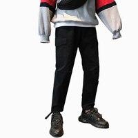 Pants for Boys Kids Fabric Running Fall Sports Cool 2019s Fitness Clothing Calsa Masculina Broek Mannen Student 2019 GG50ck069