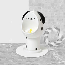 MUQGEW Newest Baby Boy Bathroom Safety Convenience Comfort Wall-Mounted Hook Potty Toilet Stand Vertical Urinal Penico 2019 New