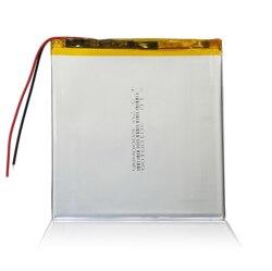30100100 3.7V 6000mAh akumulator litowo-polimerowy akumulator litowo-jonowy dla Digma samolot 9505 3G PS9034MG 9506 4G PS9059ML 9507M 3G PS9079MG