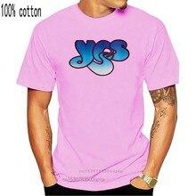 Ja (Band) logo T Shirt S-M-L-Xl Marke Neue Hallo Fidelity Waren Männer Kleidung T Shirt