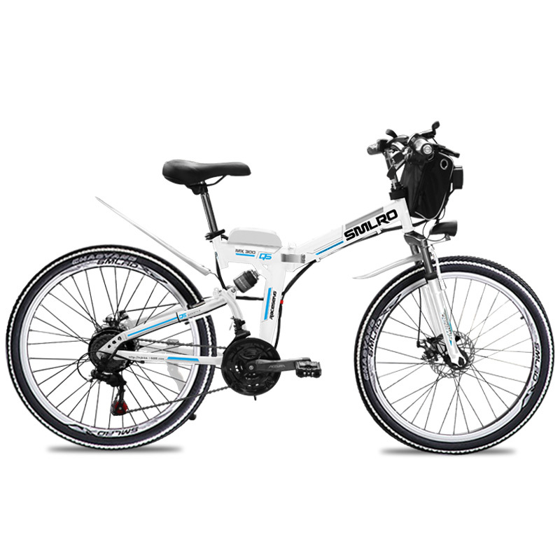 MX300 2019 New Design 350W/500W/750W/1000W 48V 10AH/13AH electric bicycle 26 inch folding electric bike with high quality 2