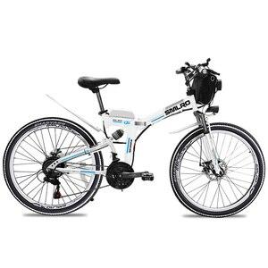 Image 2 - MX300 2019 ออกแบบใหม่ 350 W/500 W/750 W/1000 W 48V 10AH/13AH ไฟฟ้าจักรยาน 26 นิ้วพับไฟฟ้าคุณภาพสูง