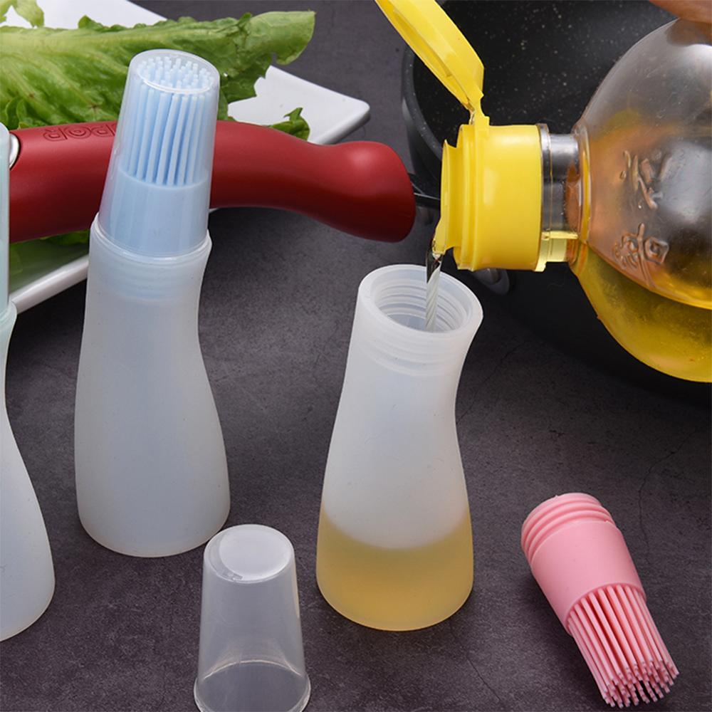 Kitchenware-Tools Barbecue-Oil-Brush Bbq-Tools Baking Food-Grade Health-Oil High-Temperature