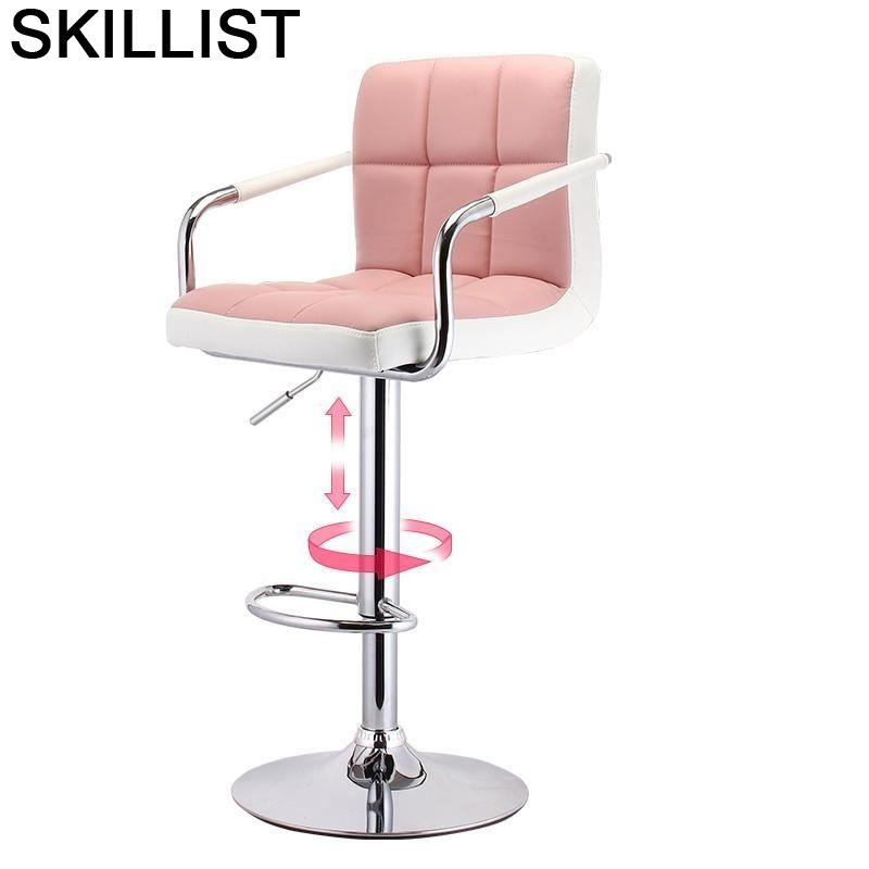 Bancos Moderno Tabouret Comptoir Table Stoel Sgabello Stuhl Sedia Taburete De La Barra Silla Stool Modern Cadeira Bar Chair