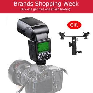 Image 1 - Godox TT685 TT685C TT685N TT685S TT685F TT685O פלאש TTL HSS מצלמה פלאש speedlite עבור Canon Nikon Sony Fuji אולימפוס מצלמה