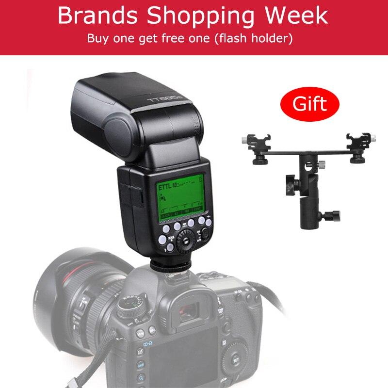 Godox TT685 TT685C TT685N TT685S TT685F TT685O フラッシュ TTL HSS カメラフラッシュキヤノンニコン、ソニー、富士オリンパスカメラ  グループ上の 家電製品 からの 点滅 の中 1