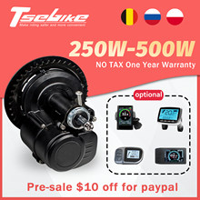 2021 Tongsheng Tsdz2 36V 250W 350W 48V 500W Drehmoment Sensor VLCD5 850C 500C Elektrische Fahrrad ebike Conversion Kit Mitte Antrieb Motor